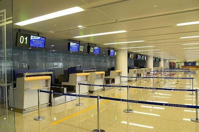 Mọi thứ được chuẩn bị sẵn sàng để đón lượng khách du lịch đông hơn đến thăm Triều Tiên