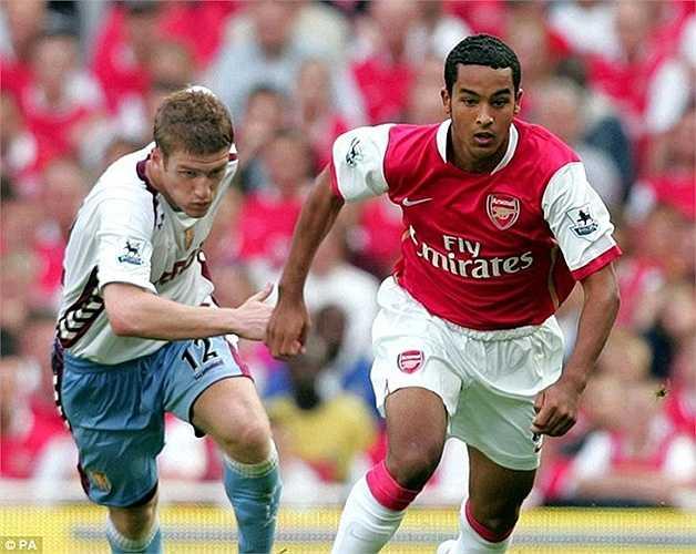 Cầu thủ trung thành nhất của Arsenal hiện là Theo Walcott. Thần đồng một thời của bóng đá Anh khoác áo Pháo thủ từ năm 2006, cho đến nay anh đã trải qua 10 mùa giải cùng The Gunners