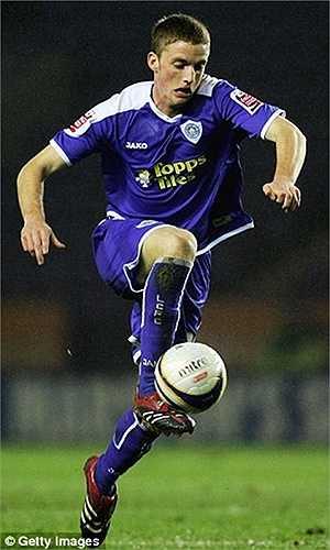 Andy King chơi cho Leicester City từ năm 2007