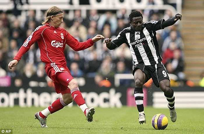 Sau khi Gerrard sang Mỹ, Lucas Leiva trở thành người chơi bóng lâu nhất Liverpool hiện tại. Anh xuất hiện từ năm 2007