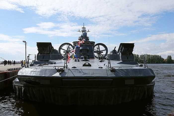 Tàu đổ bộ đệm khí Evgeny Kocheshkov