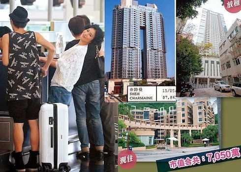Lộ khối tài sản khủng của 'Hoa hậu TVB' Xa Thi Mạn