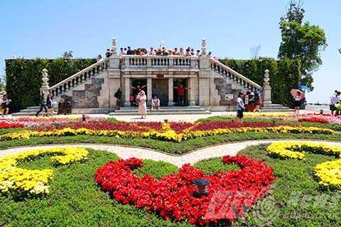 Đà nẵng, Bà Nà, làng Pháp, lễ hội hoa, Hương sắc mùa hạ
