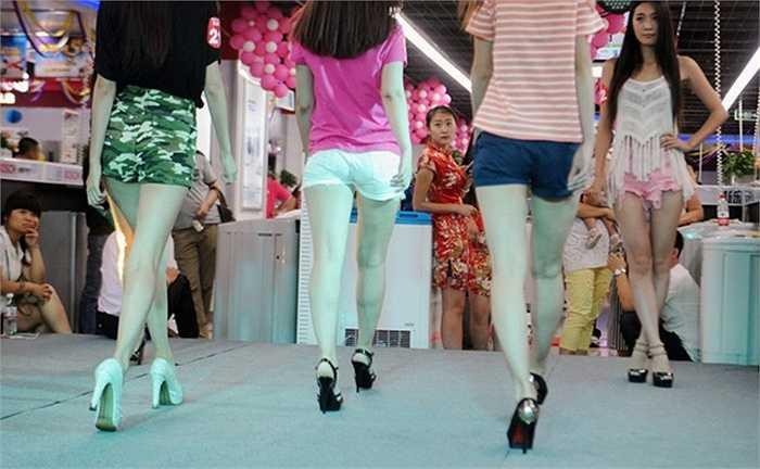 Cuộc thi diễn ra tại Thành phố Thái Nguyên, tỉnh Sơn Tây, Trung Quốc