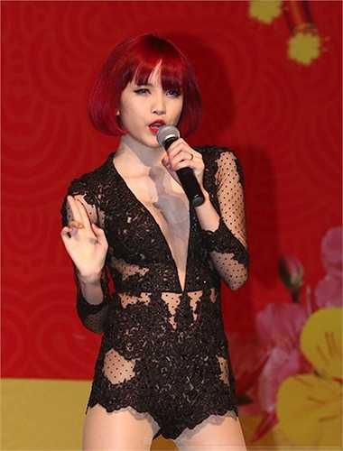 Thiều Bảo Trâm, em gái của Thiều Bảo Trang cũng nhóm nhạc với cô chị