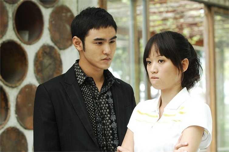Trần Kiều Ân: Ngôi sao 'Fated to love you' mang vẻ ngây thơ ngoài đời vào phim.