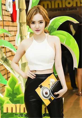 Vẻ đẹp không tì vết của Phương Trang