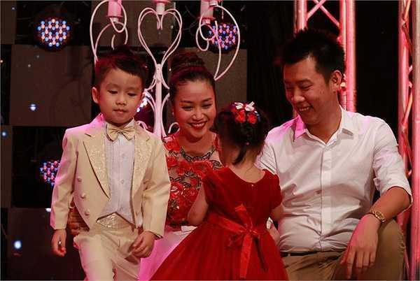 Gia đình Ốc Thanh Vân