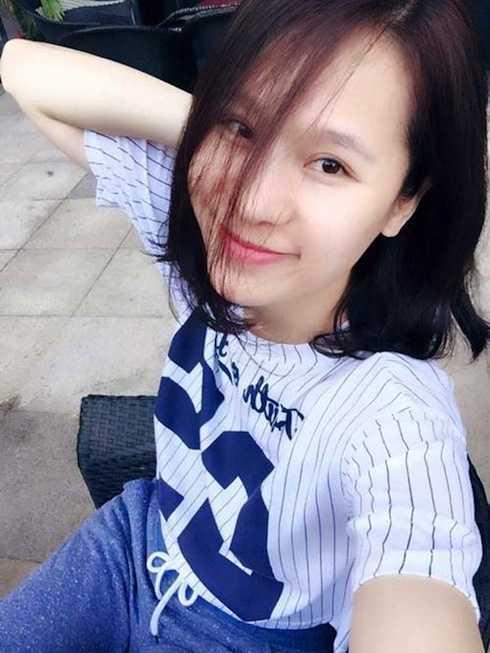 Trên trang facebook cá nhân, Thái Hà thường xuyên cập nhật những hình ảnh đời thường của mình.