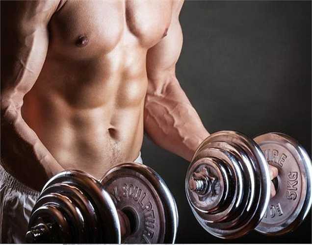 Các bài tập cường độ cao: Nếu bạn đang luyện tập vất vả, thì bạn nên duy trì  tập luyện chỉ hai lần một tuần. Nhưng nên luyện tập vừa sức.