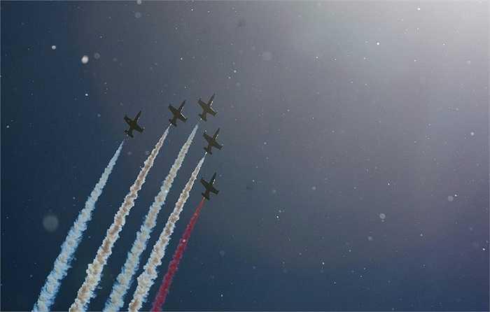 Các máy bay L-39 của Nga