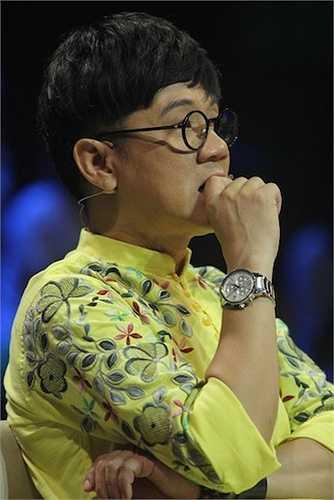 Không chỉ Minh Hằng mà NSƯT Thành Lộc cũng không khỏi bồi hồi vì màn biểu diễn của Tâm Anh.