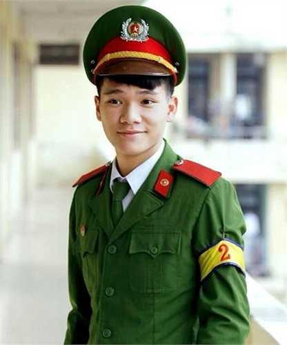 Hot boy Bế Tuấn Kiệt sinh năm 1994, đến từ Lạng Sơn.