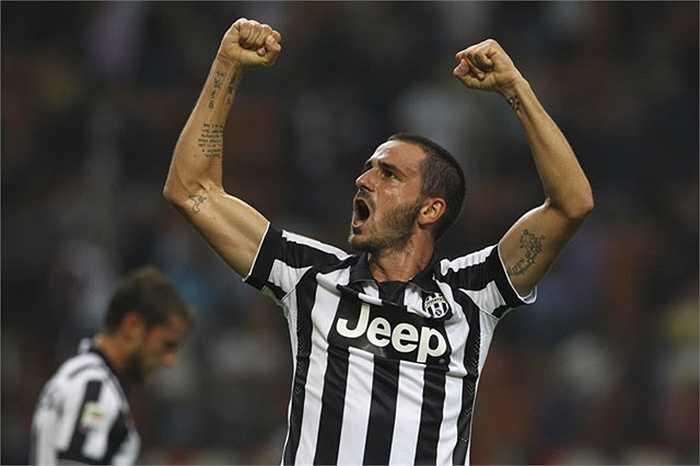 Từng trưởng thành từ đội trẻ Inter nhưng chỉ đến khi gia nhập Juventus, đẳng cấp của Bonucci mới lên 1 tầm cao mới. Anh được Real Madrid coi như phương án dự phòng cho việc Ramos ra đi