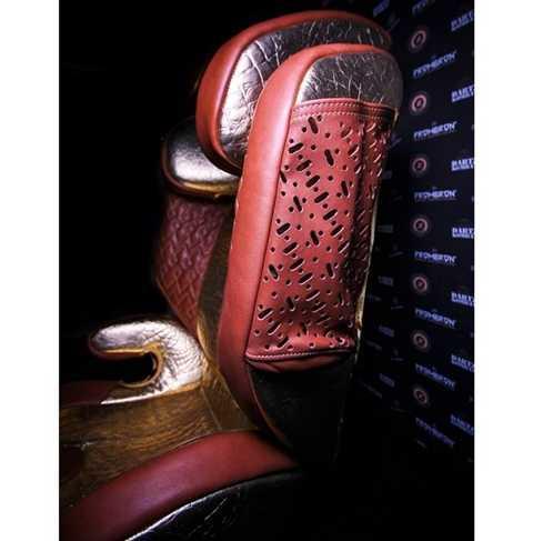 Mẫu ghế trên siêu xe dành cho trẻ em an toàn và đắt nhất thế giới