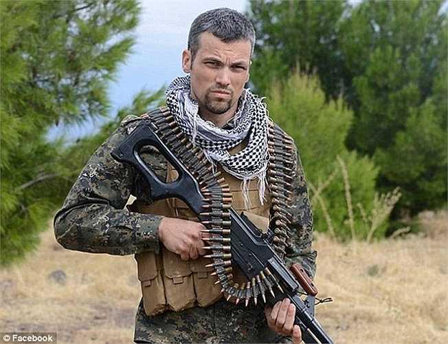 Có nhiều người phương Tây đến Syria để trở thành chiến binh tiêu diệt IS