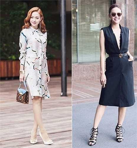 Minh Hằng của hiện tại được đánh giá là một trong những mỹ nhân Việt có gu thời trang đẳng cấp và phong cách.