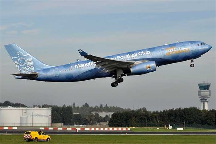 Đây là một chiếc Airbus A330-243.