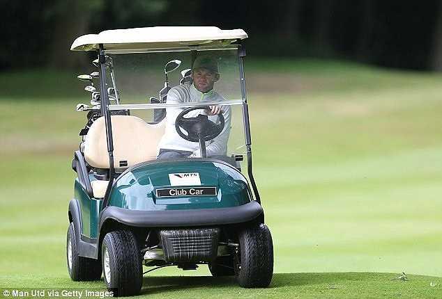 'Golf thủ' Wayne Rooney đã từng 2 lần vô địch giải golf từ thiện được tổ chức thường niên này, vào các năm 2011 và 2012.