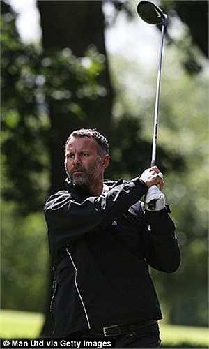Cựu danh thủ Ryan Giggs cũng tham dự giải đấu năm nay với tư cách nhà ĐKVĐ.