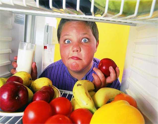 Lợi ích tăng trưởng ở trẻ em: Trẻ em nên có một chế độ ăn uống cân bằng, có nghĩa là số lượng vitamin, protein, khoáng chất giống như carbohydrate cung cấp năng lượng. Cá, các sản phẩm từ sữa, đậu lăng, hoa quả khô đều có chứa protein là thực phẩm tốt.