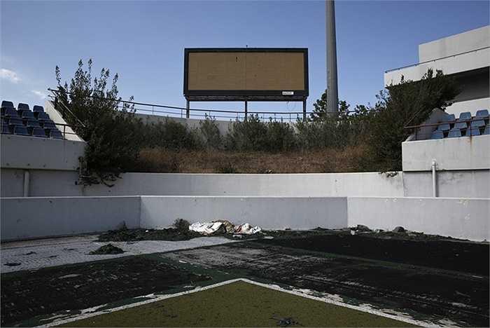 Thế vận hội Olympic Athens năm 2004 được xem là một trong những thế vận hội đắt đỏ nhất lịch sử với những công trình tỷ đô và một cái giá quá đắt mà Hy Lạp đã phải trả cho đến ngày hôm nay. (Huyền Trân)