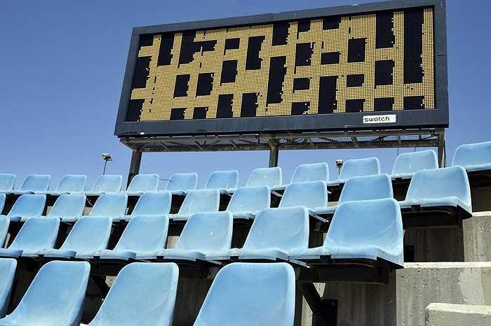 Dù đã được Chính phủ duy trì hoạt động sau khi thế vận hội kết thúc nhưng cuối cùng, nó vẫn trở thành nơi 'vô dụng'