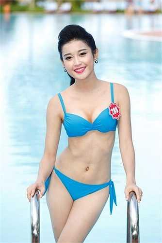Cô được cư dân mạng ủng hộ nhờ nhan sắc vượt trội so với Hoa hậu.