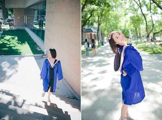 Tiêu Tuệ được mệnh danh là 'nữ thần truyền thông'. Với nụ cười thân thiện và tính tình hoà đồng vui vẻ, cô rất được lòng các bạn học cùng trường.