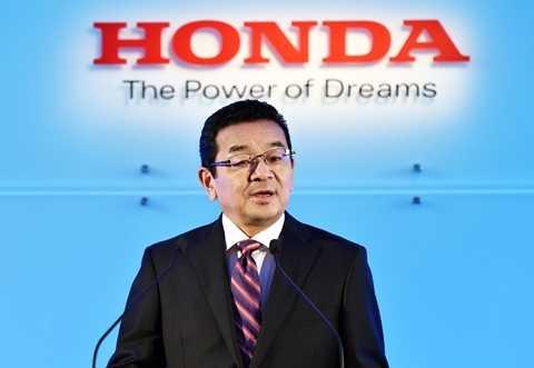CEO mới của Honda tuyên bố sẽ tập trung vào chất thay vì lượng