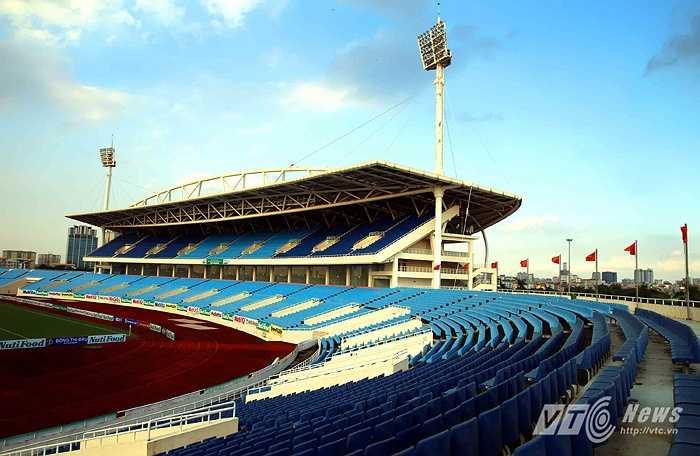 Đây sẽ là nơi tổ chức trận giao hữu giữa ĐT Việt Nam và CLB Manchester City vào ngày 27/7 tới. (Ảnh: Quang Minh)