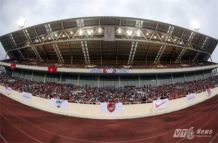 Cuối cùng đại diện Mỹ Đình khẳng định, đã sẵn sàng đón Man City vào tạo nên lễ hội như Arsenal sang Việt Nam cách đây 2 năm. (Hà Thành tổng hợp)