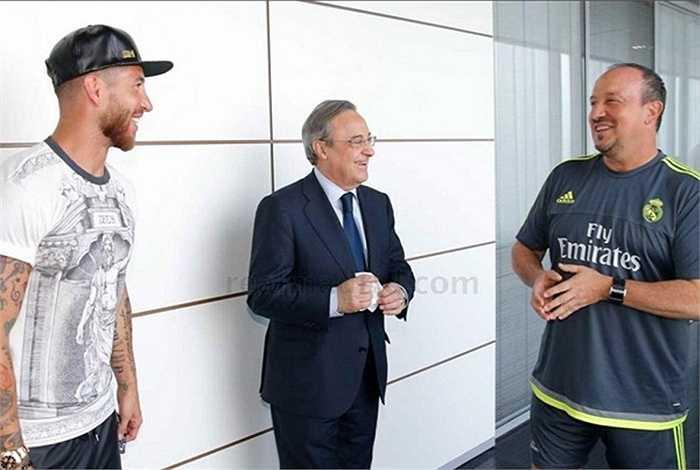 Sau 10 năm ở Bernabeu, dường như Ramos đã sẵn sàng để ra đi