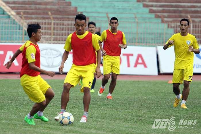 Thanh Hóa đang thi đấu đầy thăng hoa ở V-League sau khi đổ nhà tài trợ.