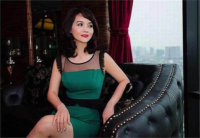 Sau 13 năm, từ 'Trúc nghiện' đến nay Mai Thu Huyền đã là bà chủ của một công ty chuyên sản xuất phim và chương trình truyền hình.