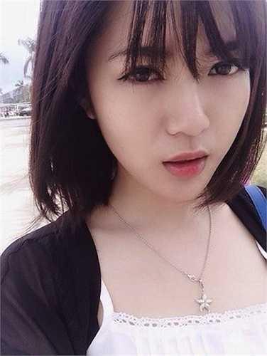 Cận cảnh khuôn mặt đáng yêu của Tú Linh