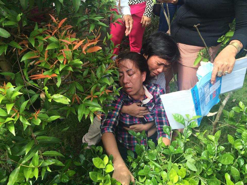 Thảm sát ở Bình Phước
