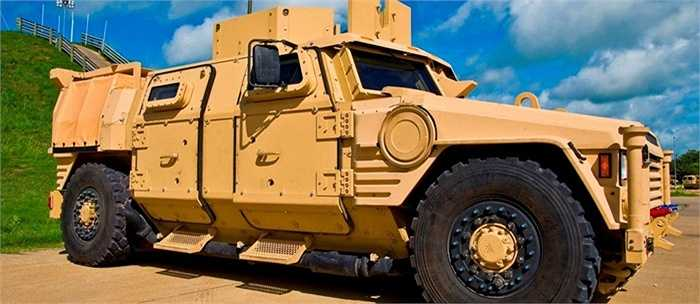 Lockheed Martin thường được biết đến là tập đoàn quốc phòng hàng đầu thế giới với sản phẩm là máy bay chiến đấu, tên lửa, vệ tinh hơn là nhà sản xuất xe cộ.