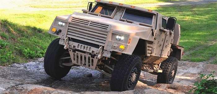 Loại xe thiết giáp với khả năng cơ động cao hơn, bảo vệ tốt hơn, sẽ được lựa chọn sẽ thay thế xe thiết giáp chiến thuật hạng nhẹ Humvee đang phục vụ trong quân đội Mỹ.