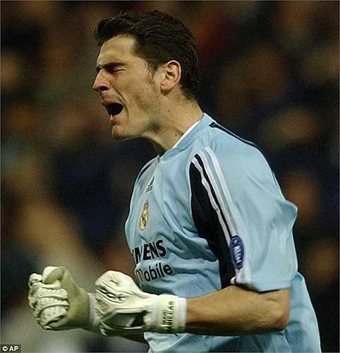 Một năm sau, Real của Casillas cay đắng bị AS Monaco loại ở tứ kết