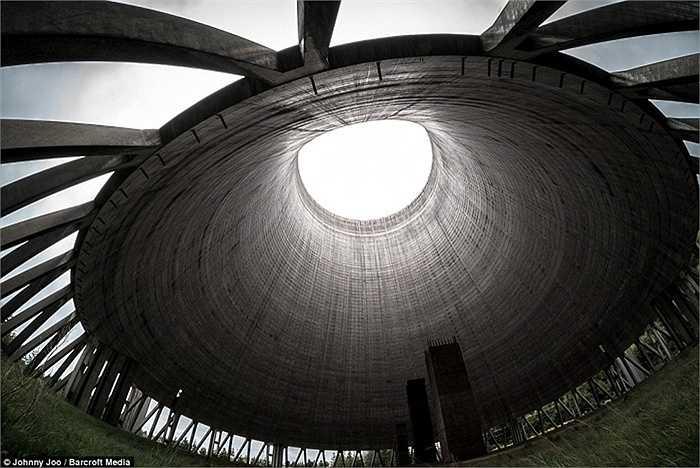 Đây là một trong những công trình hạt nhân lớn nhất từng được xây dựng ở Mỹ