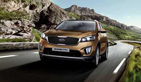 Kia Sorento thế hệ mới sẽ ra mắt tại thị trường Nam Phi