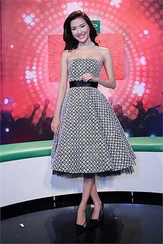Liên tục đảm nhận nhiều chương trình truyền hình thực tế lớn như : Bước nhảy hoàn vũ 2015 thì hiện tại Mỹ Linh được tin tưởng giao nhiệm vụ làm MC chương trình Giọng hát Việt 2015.