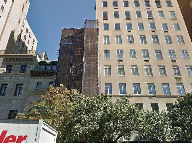 Khi ở New York, Michael Bloomberg sẽ xuất hiện tại căn biệt thự 5 tầng trên phố 79