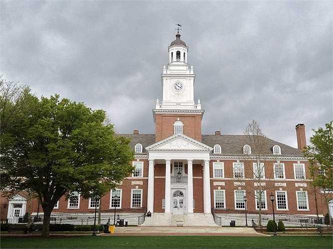 Trường cũ Johns Hopkins từng nhận được 1,1 tỷ USD từ Michael Bloomberg