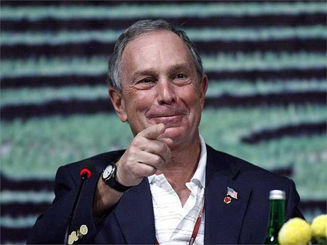 'Triều đại' của Michael Bloomberg thành công sau 2 nhiệm kỳ và ông quyết định sửa luật tối đa từ 2 - 3 nhiệm kỳ