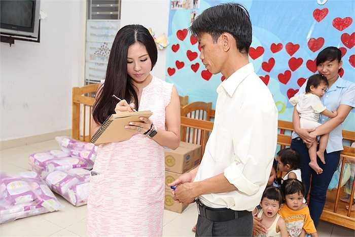 Mái ấm Thiên thần hiện đang nuôi dưỡng hơn 30 trẻ em mồ côi từ sơ sinh đến 3 tuổi. Các bé ở đây nhận được sự chăm sóc và nuôi dưỡng từ sự quan tâm và giúp sức của những tấm lòng vàng, từ các nhà hảo tâm gần xa.  (Trung Ngạn)