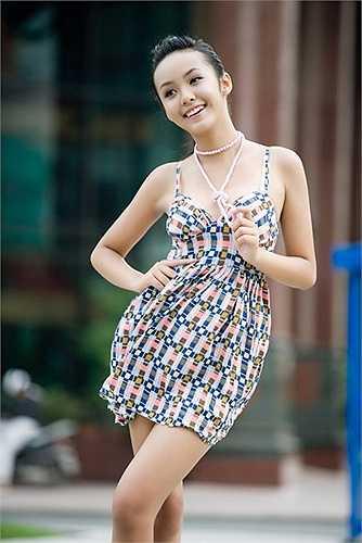 Bảo Trân (sinh năm 1998, cao 1,74 m) được mọi người ưu ái gọi là 'thiên thần nhỏ' của làng mẫu Việt. Nổi tiếng từ năm 12 tuổi, cô xuất sắc đạt giải nhất cuộc thi Teen Model và có cơ hội góp mặt trong nhiều show diễn thời trang.