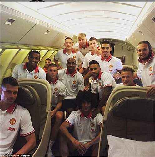 Toàn đội Man Utd đang rất háo hức với việc 'thay máu' nhân sự mạnh mẽ