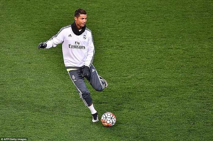 Ronaldo cùng các đồng đội Real Madrid đang ở Australia, tham dự giải giao hữu quốc tế tại xứ chuột túi. Họ sẽ gặp AS Roma và Man City tại đây